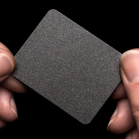 Anthracite Colour Sample for Pieve, Palermo and Empoli