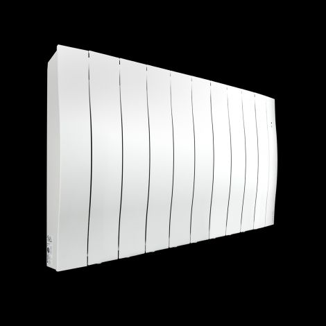 Atlantic Galapagos White Ecodesign Electric Radiator - 590mm high x 1020mm wide