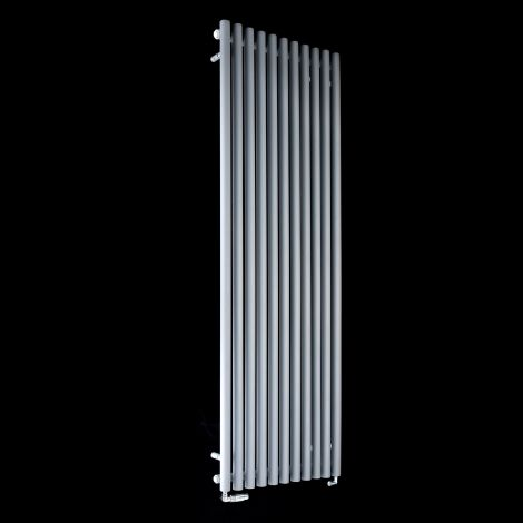 Circolo High BTU Light Grey Designer Radiator 1800mm high x 590mm wide