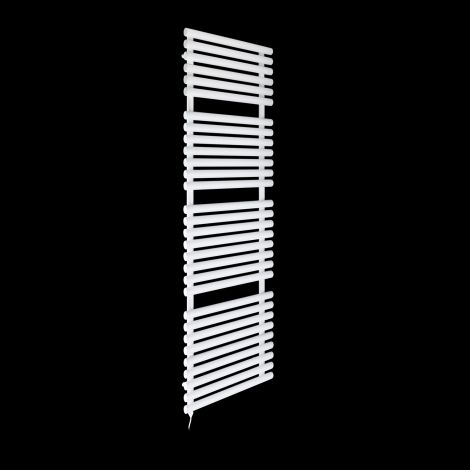 Cirtowelo White Tall Large Electric Towel Rail 1800mm high x 520mm wide