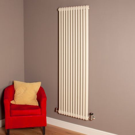 Old Style High Output Matt Cream 2 Column Radiator 1800mm high x 564mm wide,Thumbnail Image,Small Image,Small Image,Thumbnail Image,Thumbnail Image,Small Image