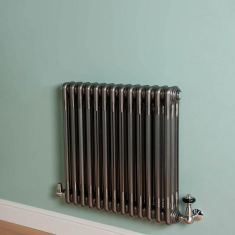 Old Style Raw Lacquered 3 Column Radiator 600mm high x 609mm wide,Small Image,Thumbnail Image,Small Image,Thumbnail Image,Thumbnail Image,Small Image