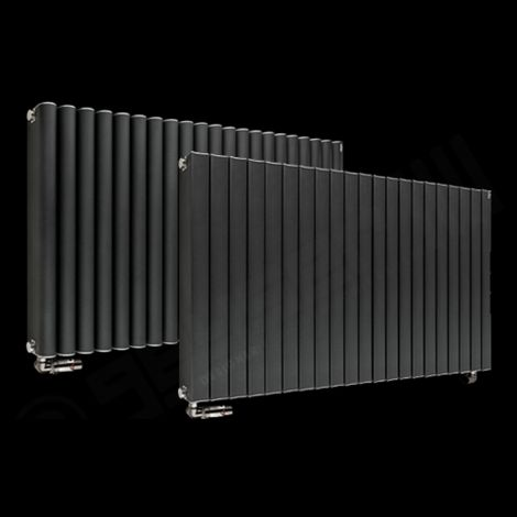 Torpedo High Output Anthracite Radiator 600mm high x 1045mm wide