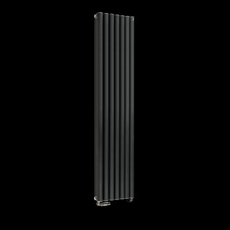 Torpedo High Output Anthracite Radiator 1500mm high x 345mm wide