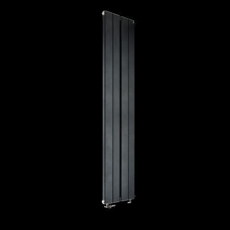 Torpedo Slimline Anthracite Designer Radiator 1800mm high x 395mm wide,Image One,Image One,Image One,Image One,Image One,Image One,Image One
