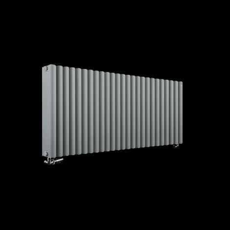 Torpedo High Output Long Light Grey Radiator 600mm high x 1245mm wide