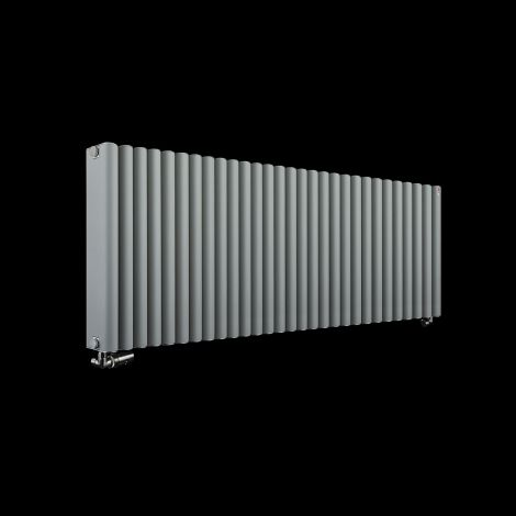 Torpedo High Output Long Light Grey Radiator 600mm high x 1445mm wide