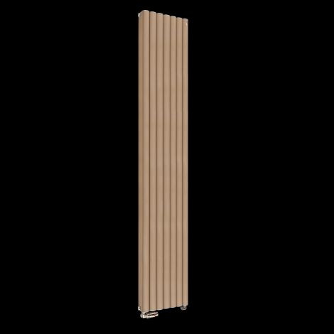 Torpedo High Output Sand Brown Radiator 1800mm high x 345mm wide
