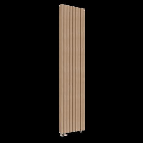 Torpedo High Output Sand Brown Radiator 1800mm high x 445mm wide