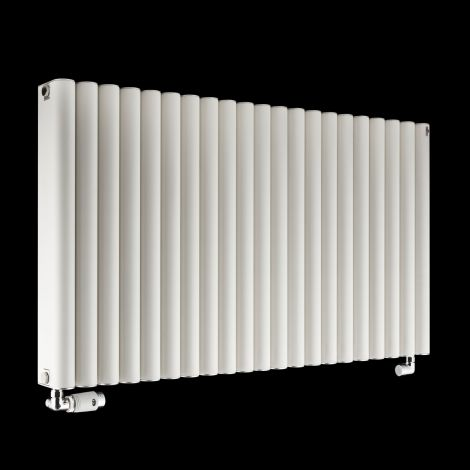 Torpedo High Output White Radiator 600mm high x 1045mm wide