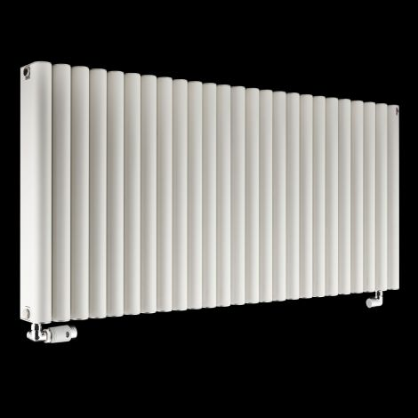Torpedo High Output Long White Radiator 600mm high x 1245mm wide