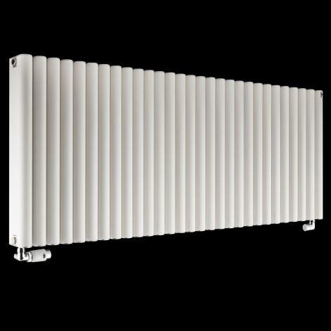 Torpedo High Output Long White Radiator 600mm high x 1445mm wide