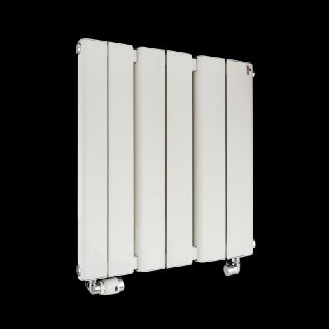 Torpedo Slimline Small White Radiator 600mm high x 595mm wide