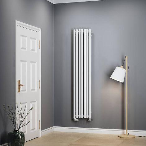 Terma Rolo White Vertical Designer Radiator