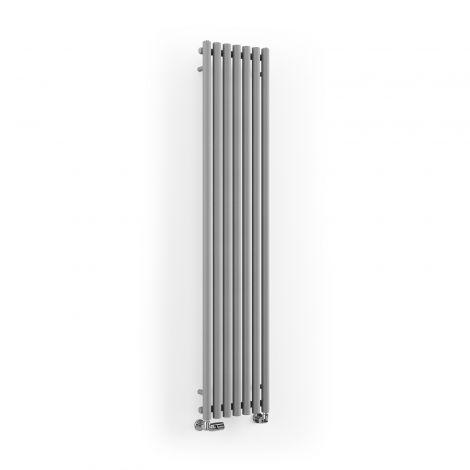 Terma Rolo Salt n Pepper Vertical Designer Radiator - Multiple Sizes