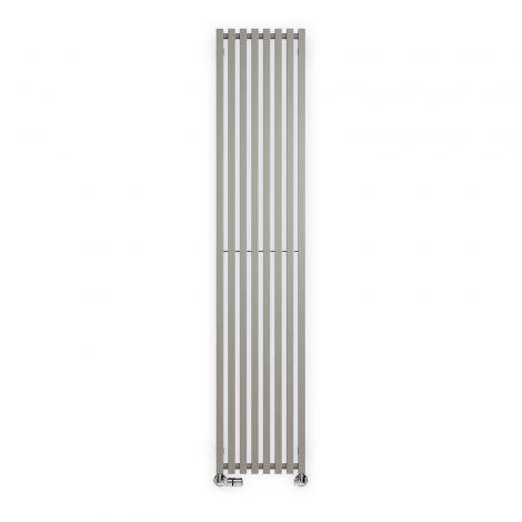 Terma Triga Metallic Stone Vertical Designer Radiator - 1900mm x 380mm