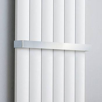 Chrome Plated Towel Bar 565mm - For Aero Radiator