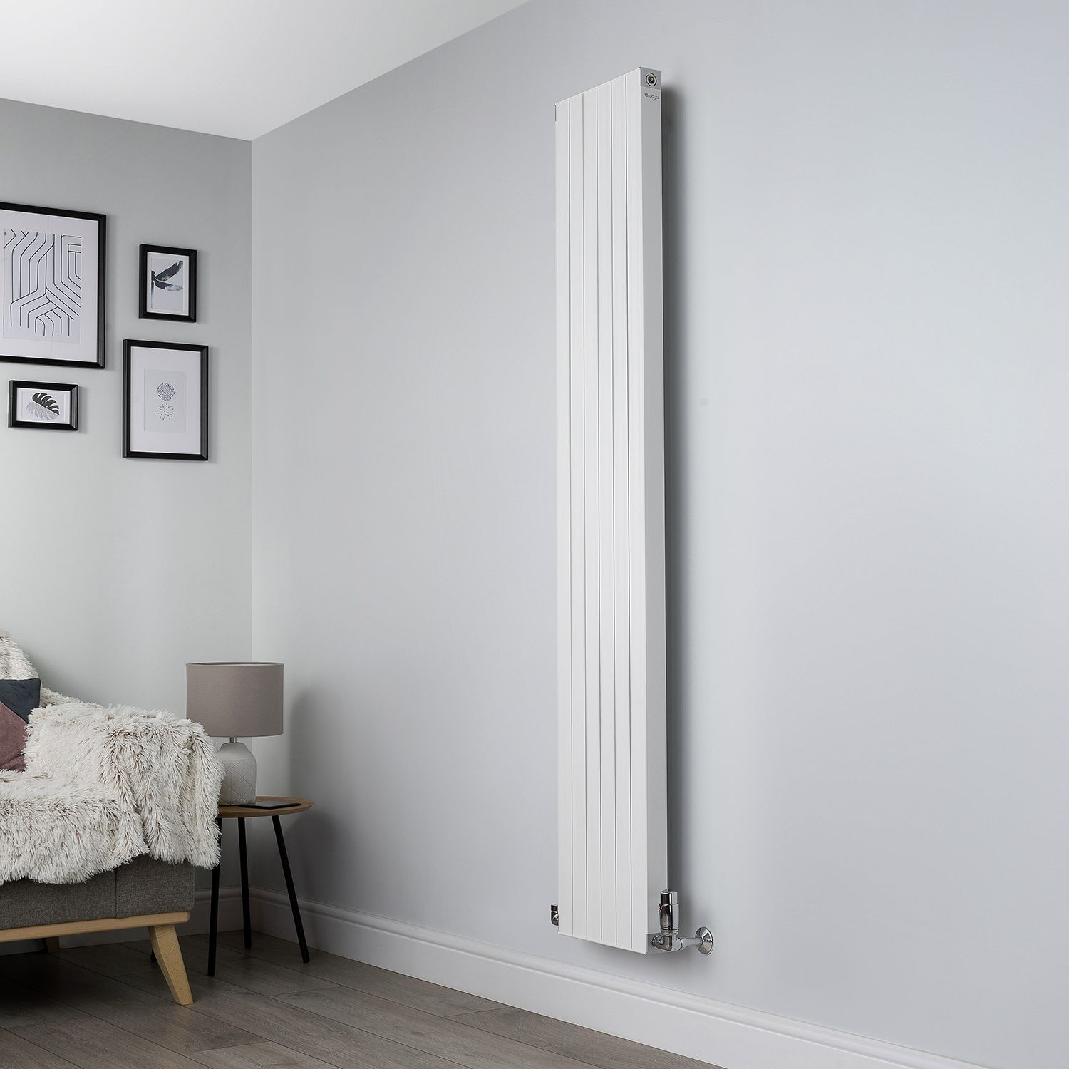 Motif White Designer Radiator 1750x300 Www Geyser Co Uk
