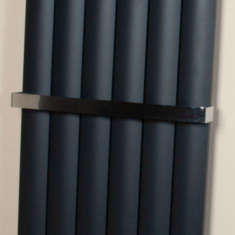 Aero Chrome Plated Towel Rail Attachment - For 565mm Wide Aero Radiators