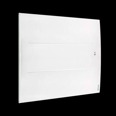 EX-DISPLAY Atlantic Oniris White Ecodesign Electric Radiator - 615mm high x 761mm wide