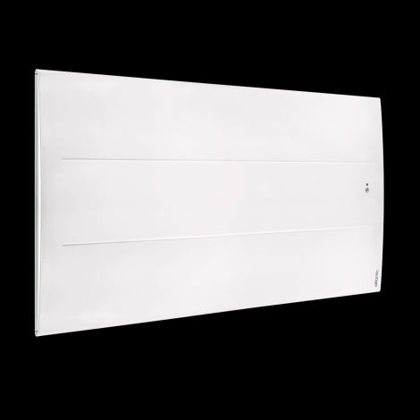 Atlantic Oniris White Ecodesign Electric Radiator - 615mm high x 1205mm wide