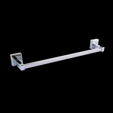 Chrome magnetic towel bar accessory 545mm wide