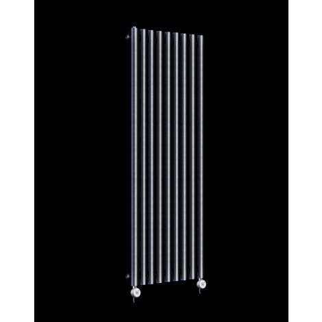 Circolo High Output Dark Grey Electric Radiator 1800mm high x 480mm wide