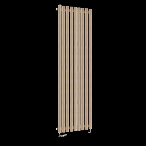 Circolo High BTU Sand Brown Designer Radiator 1800mm high x 480mm wide