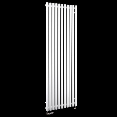 Circolo High BTU White Designer Radiator 1800mm high x 590mm wide