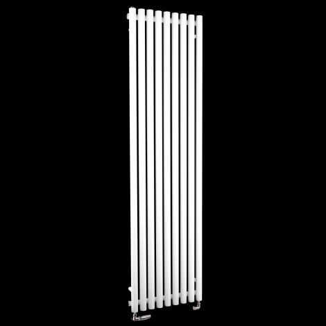 Circolo High BTU White Designer Radiator 1800mm high x 480mm wide