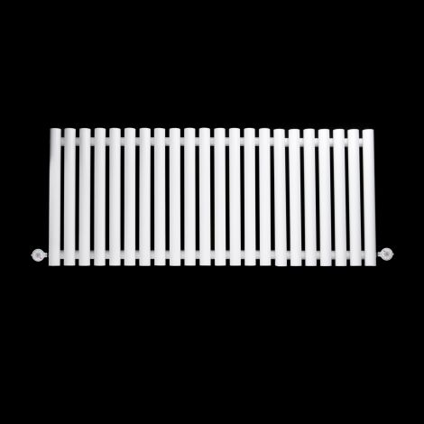 Circolo Horizontal White Ecodesign Electric Radiator 500mm high x 1195mm wide