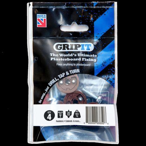 Gripit heavy duty plasterboard fixing 93kg