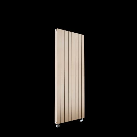 Muro Sand Brown Tall Double Panel Radiator 1500mm high x 595mm wide
