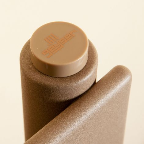 Sand Brown Aesthetic Cover Cap For Radiator & Towel Rail Blank Plugs & Bleed Plugs