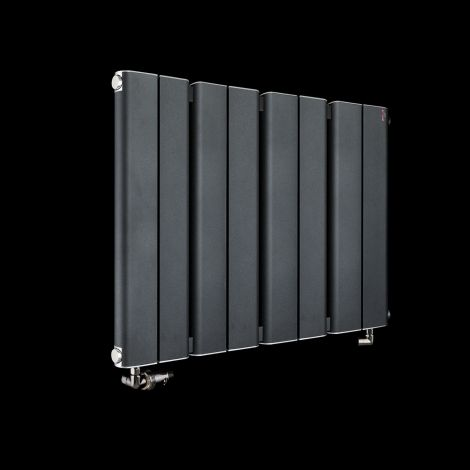 Torpedo Slimline Anthracite Radiator 600mm high x 795mm wide
