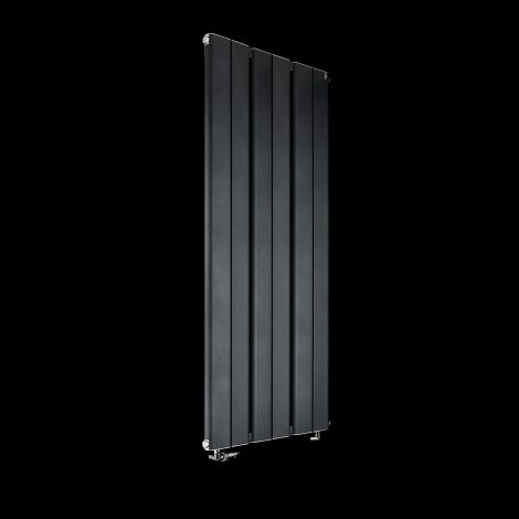 Torpedo Slimline Anthracite Designer Radiator 1500mm high x 595mm wide