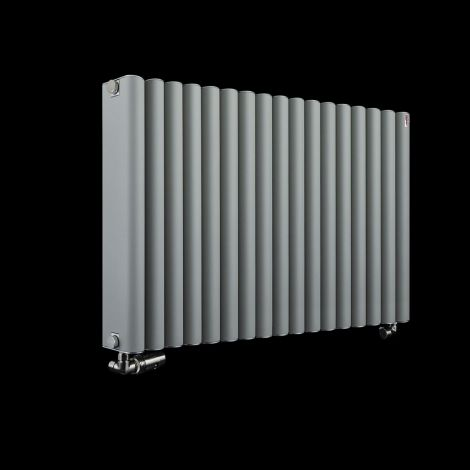 Torpedo High Output Light Grey Radiator 600mm high x 845mm wide