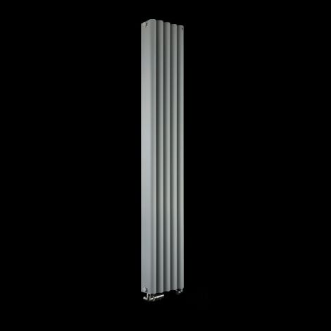 Torpedo High Output Light Grey Radiator 1500mm high x 245mm wide