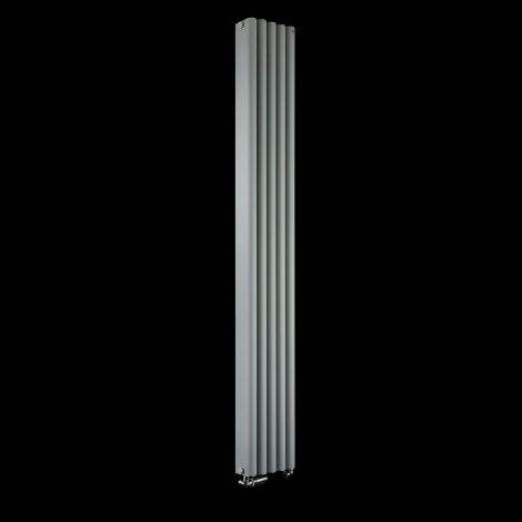 Torpedo High Output Light Grey Radiator 1800mm high x 245mm wide