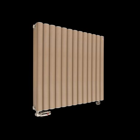Torpedo High Output Sand Brown Radiator 600mm high x 645mm wide
