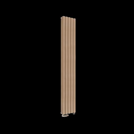 Torpedo High Output Sand Brown Radiator 1500mm high x 245mm wide