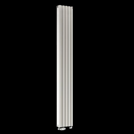 Torpedo High Output White Radiator 1800mm high x 245mm wide