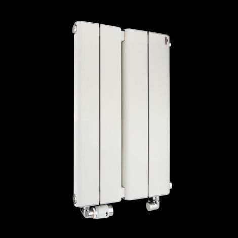 Torpedo Slimline Small White Radiator 600mm high x 395mm wide