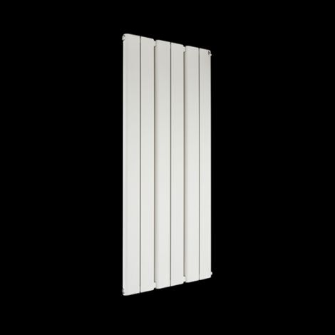 Torpedo Slimline White Designer Radiator 1500mm high x 595mm wide