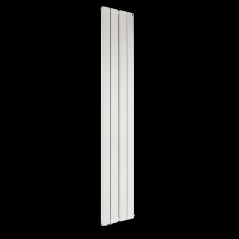 Torpedo Slimline White Designer Radiator 1800mm high x 395mm wide