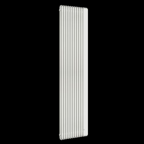 EX-DISPLAY Irsap Sax White Designer Electric Radiator 1800mm high x 475mm wide