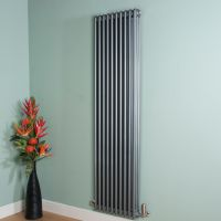 Old Style 8000 BTU Mid Grey 3 Column Radiator 1800mm high x 474mm wide,Thumbnail Image,Thumbnail Image,Thumbnail Image,Thumbnail Image,Thumbnail Image,Thumbnail Image
