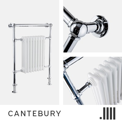 Cantebury Electric Towel Rail Range