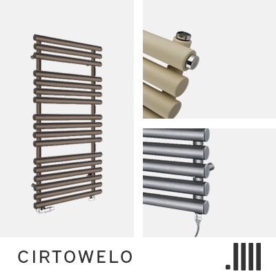 Cirtowelo Towel Rail Range