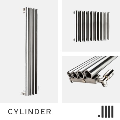 Cylinder Electric Range